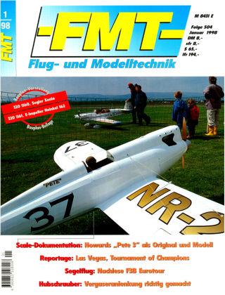 FMT - FLUGMODELL UND TECHNIK 01/1998