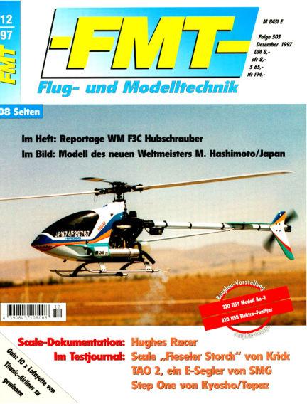 FMT - FLUGMODELL UND TECHNIK November 30, 1997 00:00