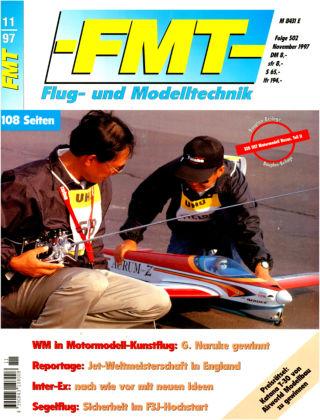 FMT - FLUGMODELL UND TECHNIK 11/1997