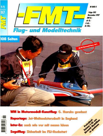 FMT - FLUGMODELL UND TECHNIK October 26, 1997 00:00
