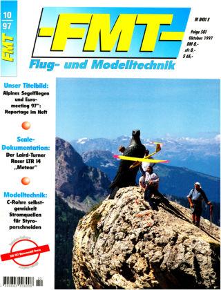 FMT - FLUGMODELL UND TECHNIK 10/1997