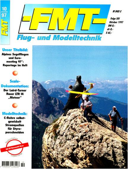 FMT - FLUGMODELL UND TECHNIK September 28, 1997 00:00