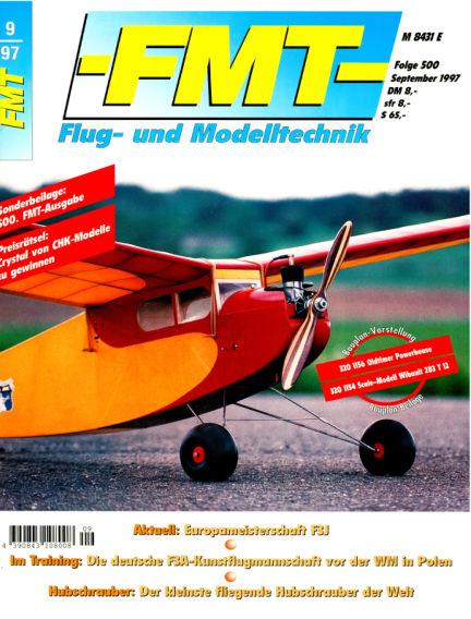 FMT - FLUGMODELL UND TECHNIK August 31, 1997 00:00