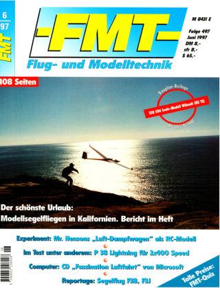 FMT - FLUGMODELL UND TECHNIK 06/1997