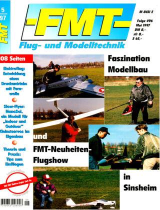 FMT - FLUGMODELL UND TECHNIK 05/1997