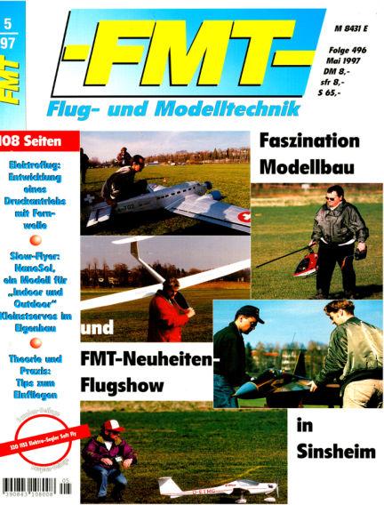 FMT - FLUGMODELL UND TECHNIK April 27, 1997 00:00