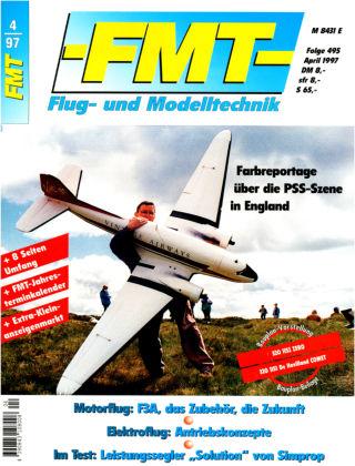 FMT - FLUGMODELL UND TECHNIK 04/1997
