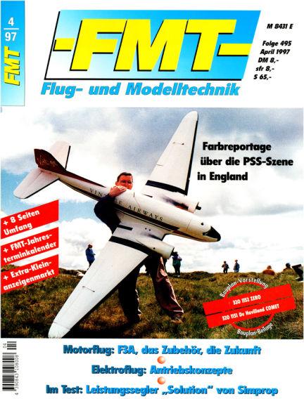 FMT - FLUGMODELL UND TECHNIK March 30, 1997 00:00