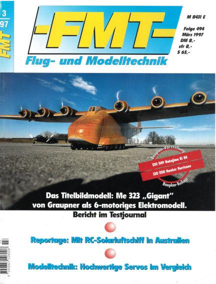 FMT - FLUGMODELL UND TECHNIK February 23, 1997 00:00
