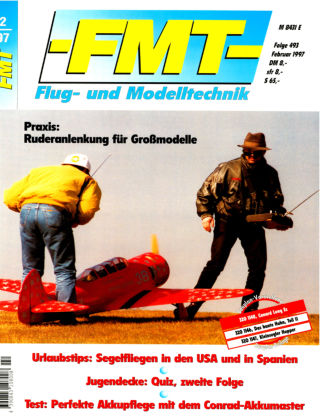 FMT - FLUGMODELL UND TECHNIK 02/1997