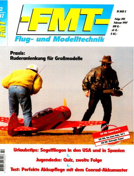 FMT - FLUGMODELL UND TECHNIK January 26, 1997 00:00