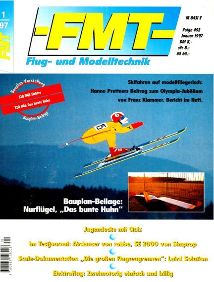FMT - FLUGMODELL UND TECHNIK December 29, 1996 00:00