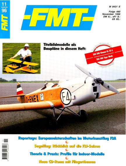 FMT - FLUGMODELL UND TECHNIK October 27, 1996 00:00