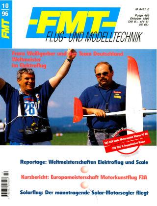 FMT - FLUGMODELL UND TECHNIK 10/1996