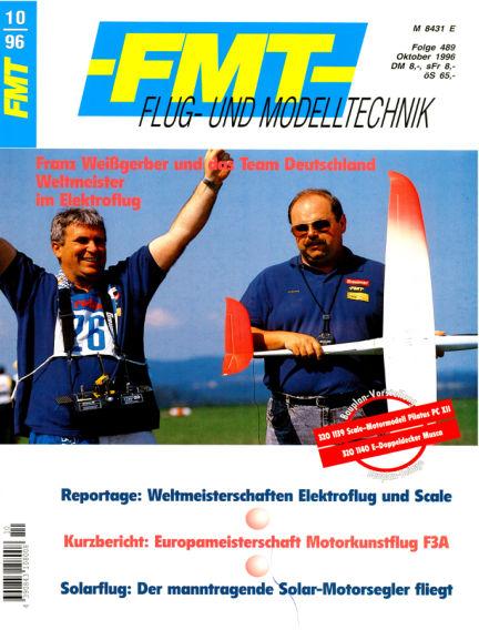 FMT - FLUGMODELL UND TECHNIK September 29, 1996 00:00