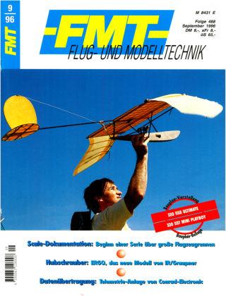 FMT - FLUGMODELL UND TECHNIK 09/1996