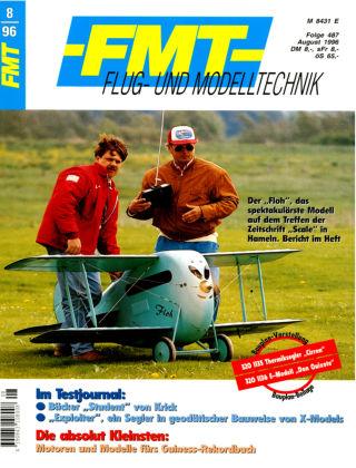 FMT - FLUGMODELL UND TECHNIK 08/1996