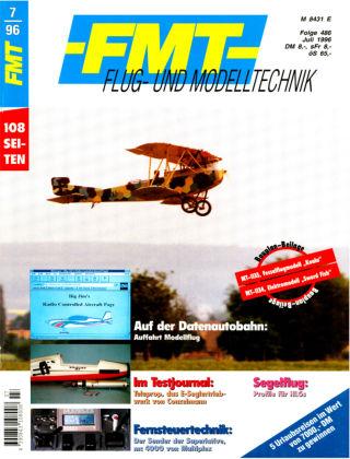 FMT - FLUGMODELL UND TECHNIK 07/1996