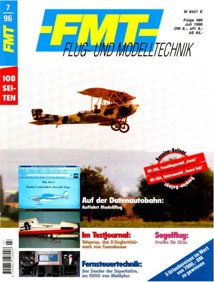 FMT - FLUGMODELL UND TECHNIK June 30, 1996 00:00
