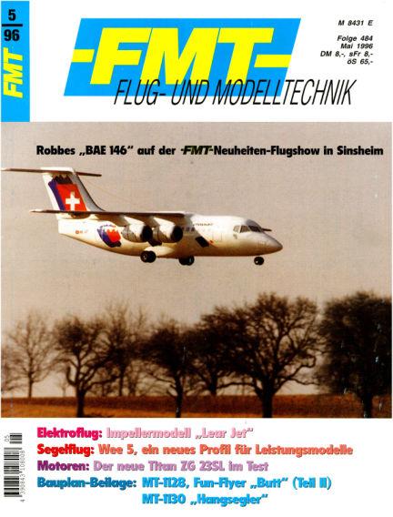 FMT - FLUGMODELL UND TECHNIK April 28, 1996 00:00