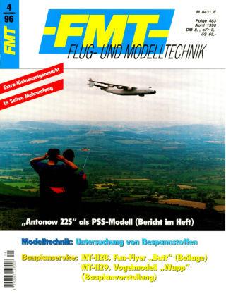 FMT - FLUGMODELL UND TECHNIK 04/1996
