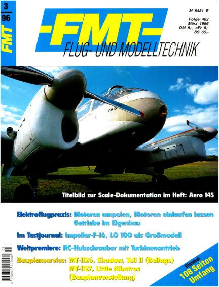 FMT - FLUGMODELL UND TECHNIK February 25, 1996 00:00