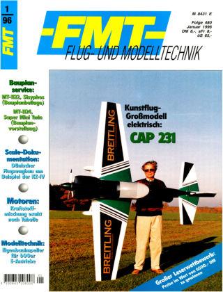FMT - FLUGMODELL UND TECHNIK 01/1996