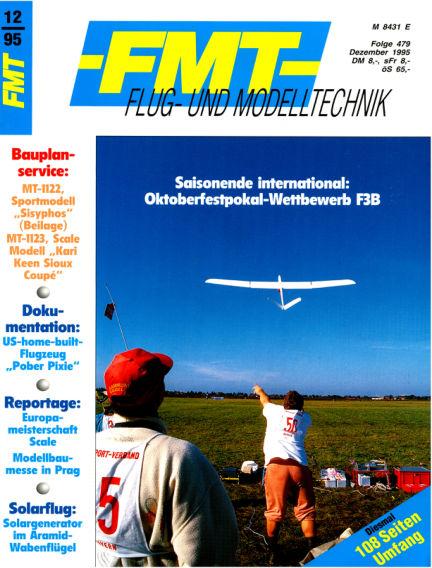 FMT - FLUGMODELL UND TECHNIK November 26, 1995 00:00