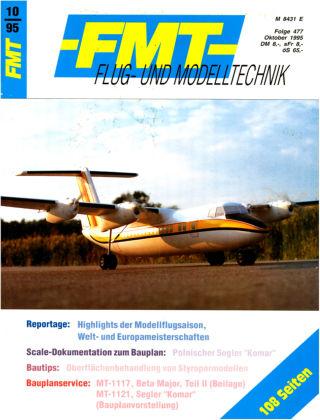FMT - FLUGMODELL UND TECHNIK 10/1995