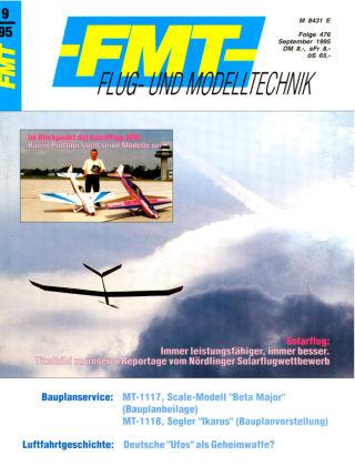 FMT - FLUGMODELL UND TECHNIK 09/1995