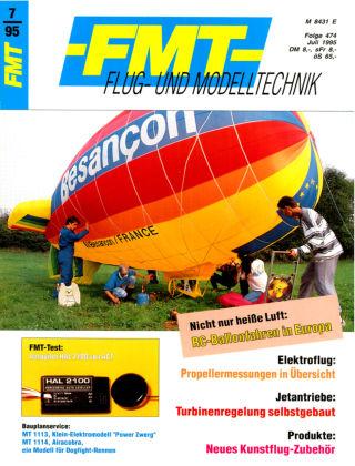 FMT - FLUGMODELL UND TECHNIK 07/1995