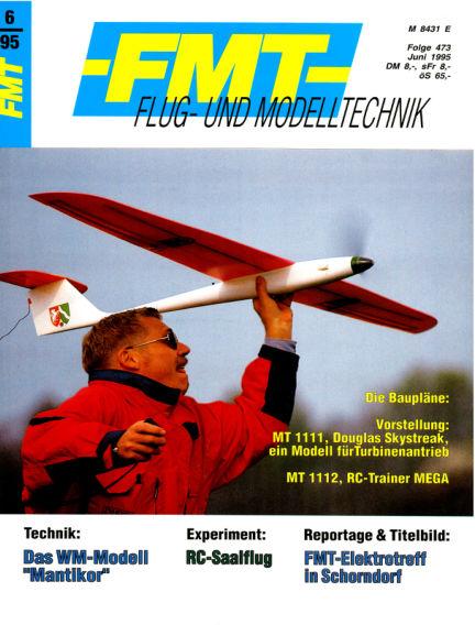 FMT - FLUGMODELL UND TECHNIK May 28, 1995 00:00