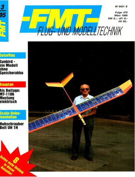 FMT - FLUGMODELL UND TECHNIK February 26, 1995 00:00