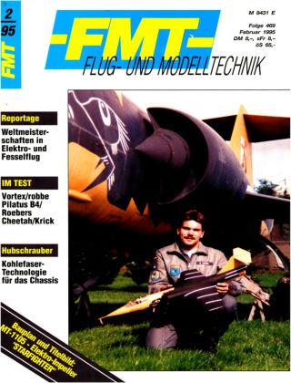 FMT - FLUGMODELL UND TECHNIK 02/1995