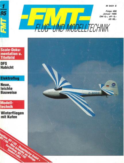 FMT - FLUGMODELL UND TECHNIK December 25, 1994 00:00
