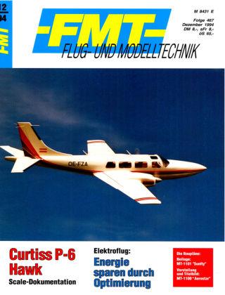FMT - FLUGMODELL UND TECHNIK 12/1994