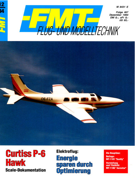 FMT - FLUGMODELL UND TECHNIK November 27, 1994 00:00