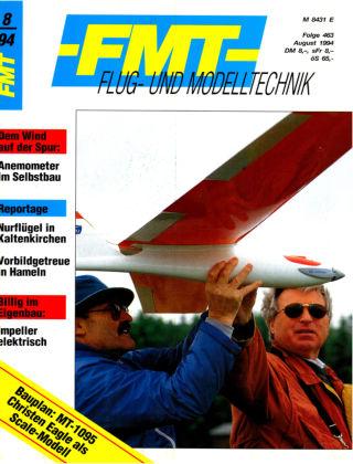 FMT - FLUGMODELL UND TECHNIK 08/1994