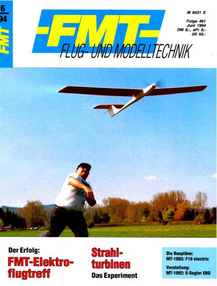 FMT - FLUGMODELL UND TECHNIK May 29, 1994 00:00