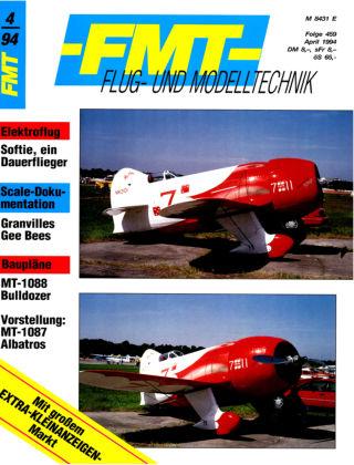 FMT - FLUGMODELL UND TECHNIK 04/1994