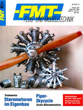 FMT - FLUGMODELL UND TECHNIK 02/1994