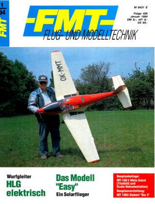 FMT - FLUGMODELL UND TECHNIK 01/1994