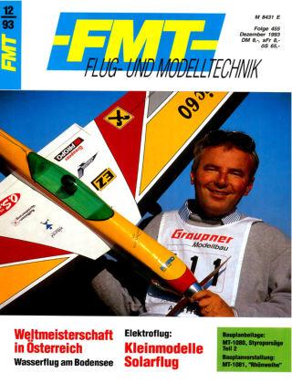 FMT - FLUGMODELL UND TECHNIK 12/1993