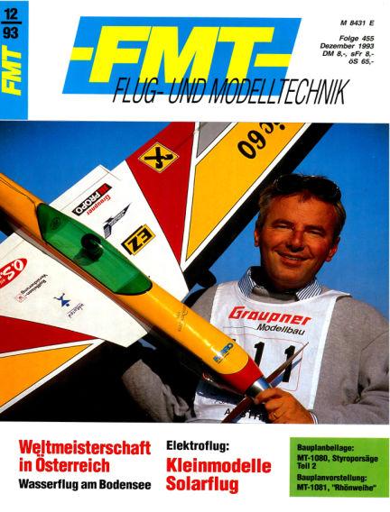 FMT - FLUGMODELL UND TECHNIK November 28, 1993 00:00