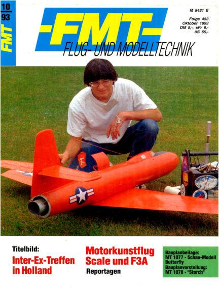 FMT - FLUGMODELL UND TECHNIK September 26, 1993 00:00