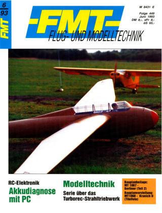 FMT - FLUGMODELL UND TECHNIK 06/1993