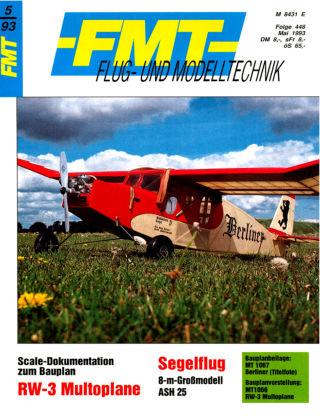 FMT - FLUGMODELL UND TECHNIK 05/1993