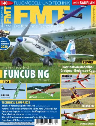 FMT - FLUGMODELL UND TECHNIK 12/2019