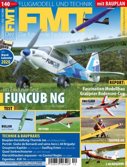 FMT - FLUGMODELL UND TECHNIK November 28, 2019 00:00