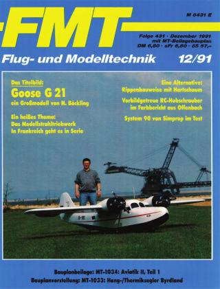 FMT - FLUGMODELL UND TECHNIK 12/1991